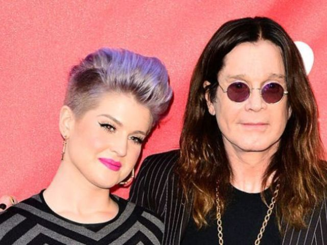 Kelly Osbourne Speaks out About Dad Ozzy's Parkinson's Diagnosis