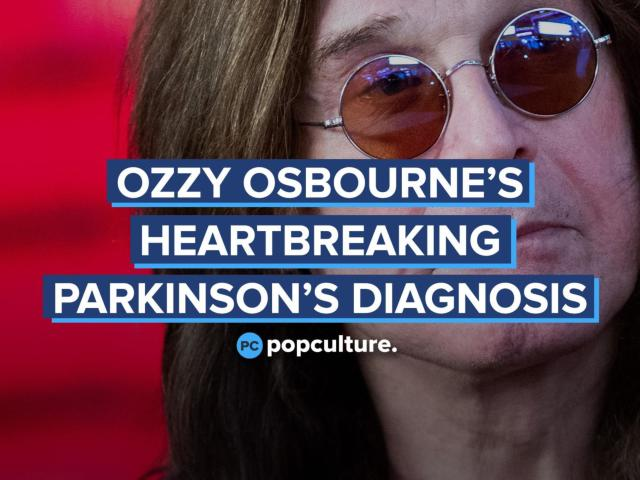 Ozzy Osbourne's Heartbreaking Parkinson's Diagnosis