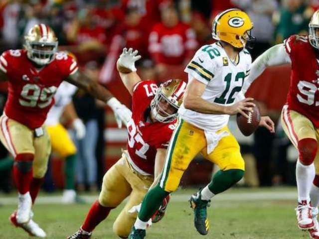 Packers vs. 49ers: How to Watch, What Time and What Channel