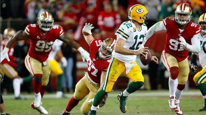 Packers-49ers-Time
