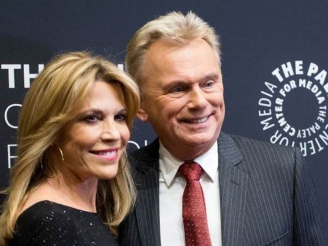 'Wheel of Fortune' Host Pat Sajak Says Vanna White Fans and Audiences Were 'Rooting' for Her During Hosting Stint