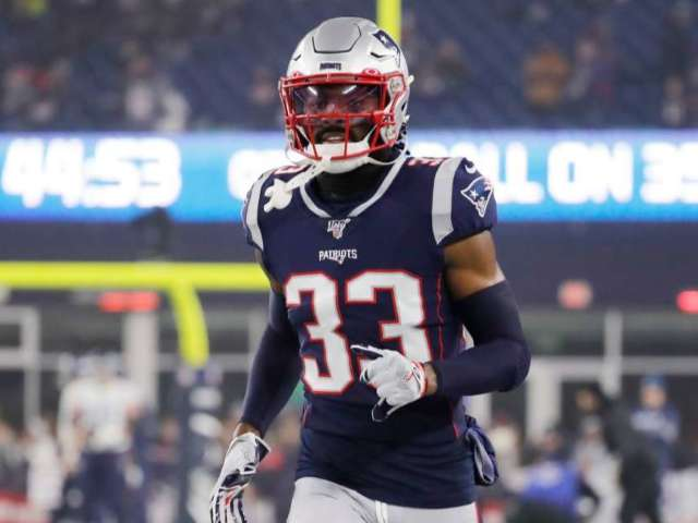 Patriots CB Joejuan Williams Arrested on Drug Charges