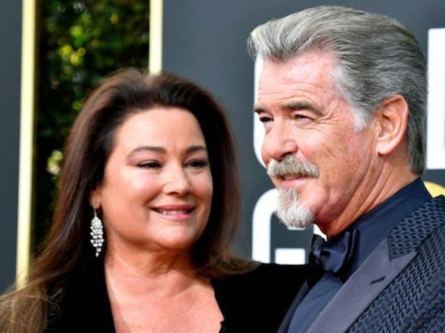 Pierce Brosnan Debuts New Facial Hair, Twitter Call for Him to Play Colonel Sanders