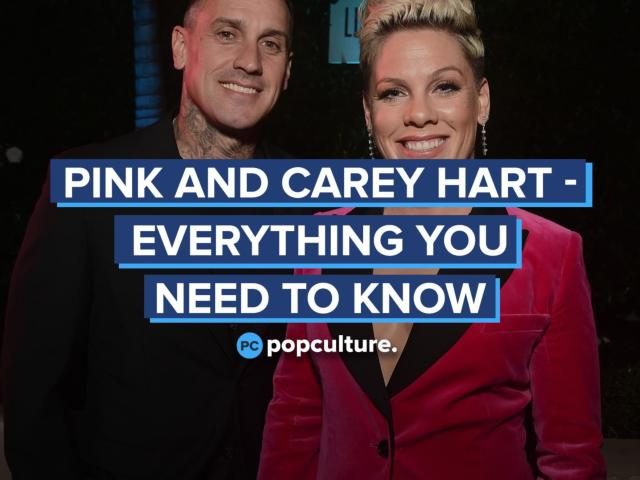 Pink and Carey Hart - Everything You Need to Know