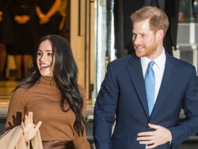 Prince Harry and Meghan Markle Update 'Royal' Exit Plan With One Major Change