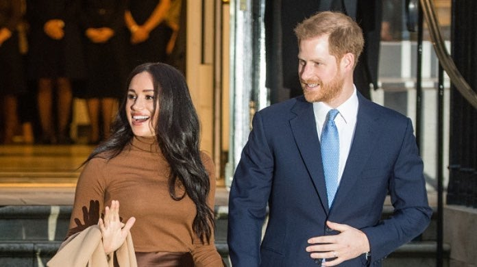 Prince Harry and Meghan - first appearance-2