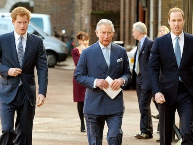 Prince Charles, William's Reported Reaction to Harry and Meghan's Exit Is Pure 'Rage'