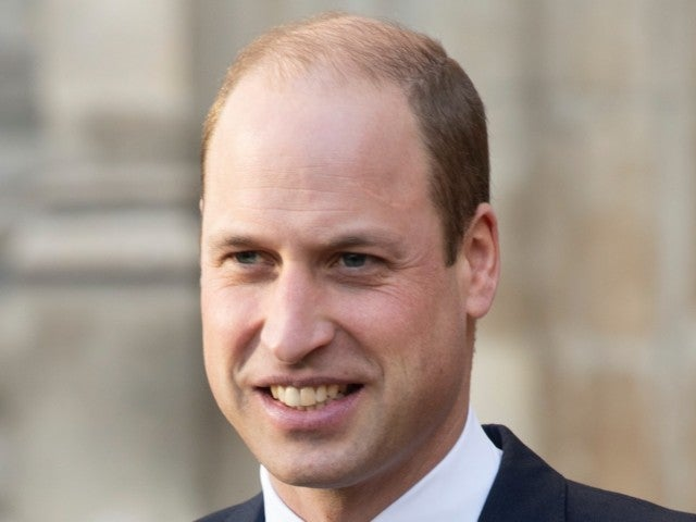 Prince William Lights up Social Media for Hilarious Viral Photo of Him Checking out KFC in the UK