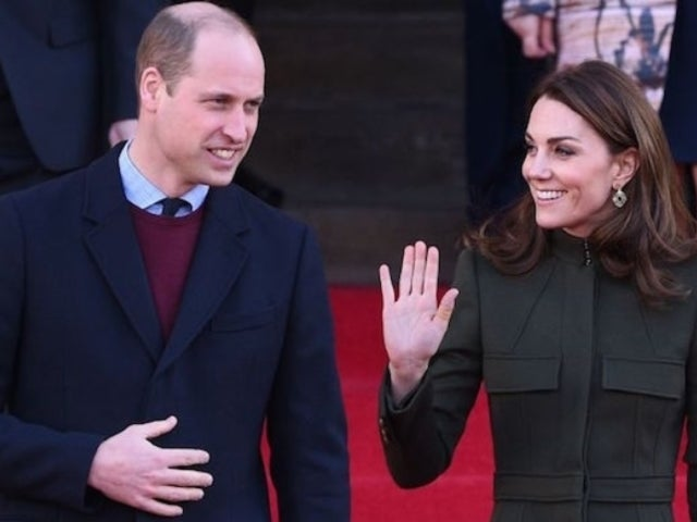 Prince William and Kate Middleton Make First Public Appearance After Prince Harry and Meghan Markle's Royal Exit