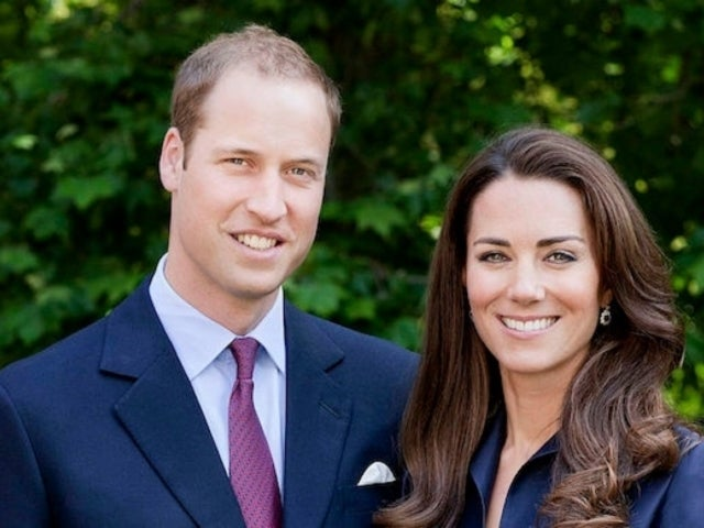 Prince William, Kate Middleton Reportedly 'Blindsided' by Prince Harry and Meghan Markle's Announcement