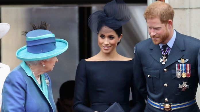 queen-elizabeth-meghan-markle-prince-harry-getty