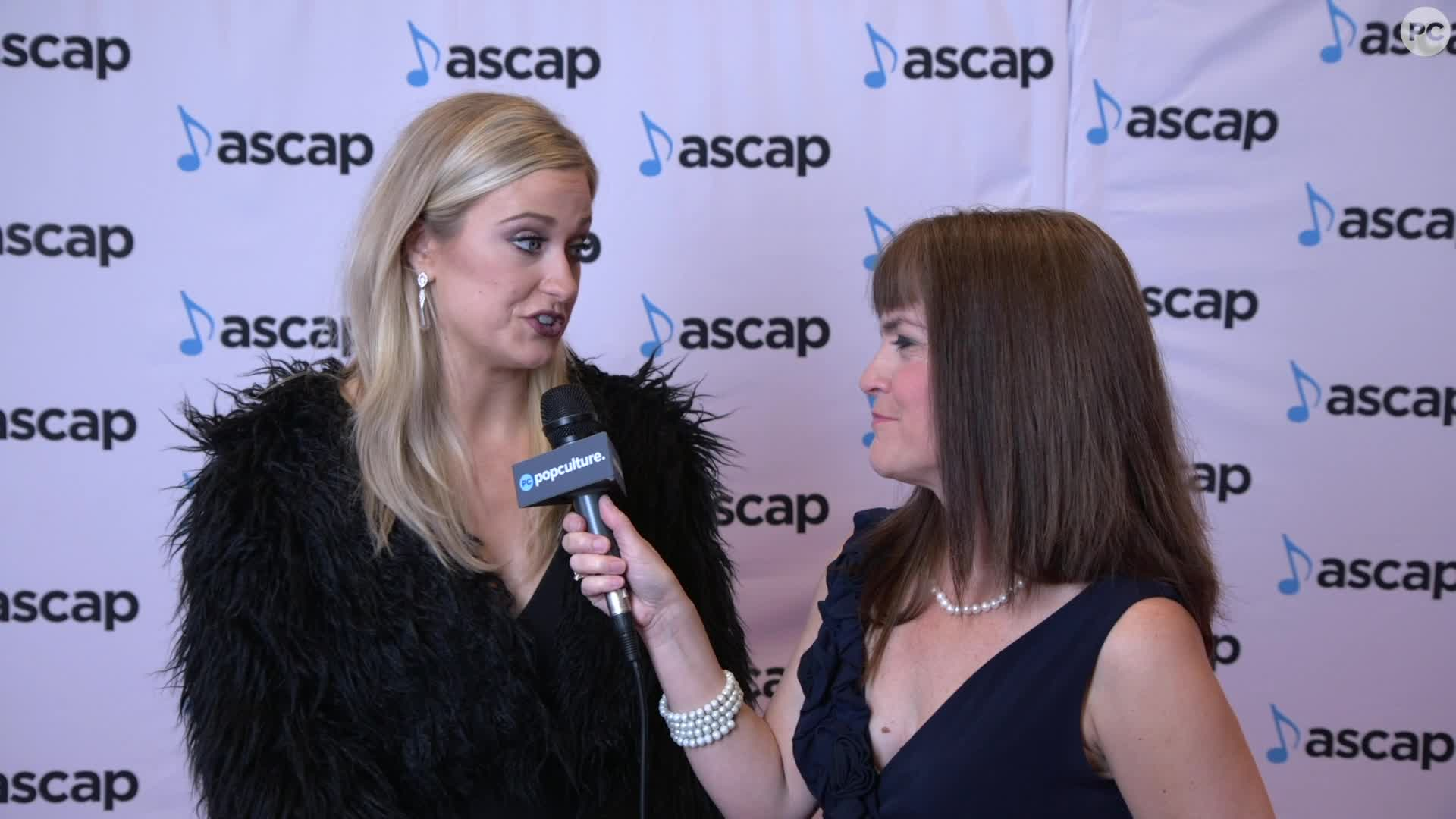 Rachel Wammack - 2019 ASCAP Awards screen capture