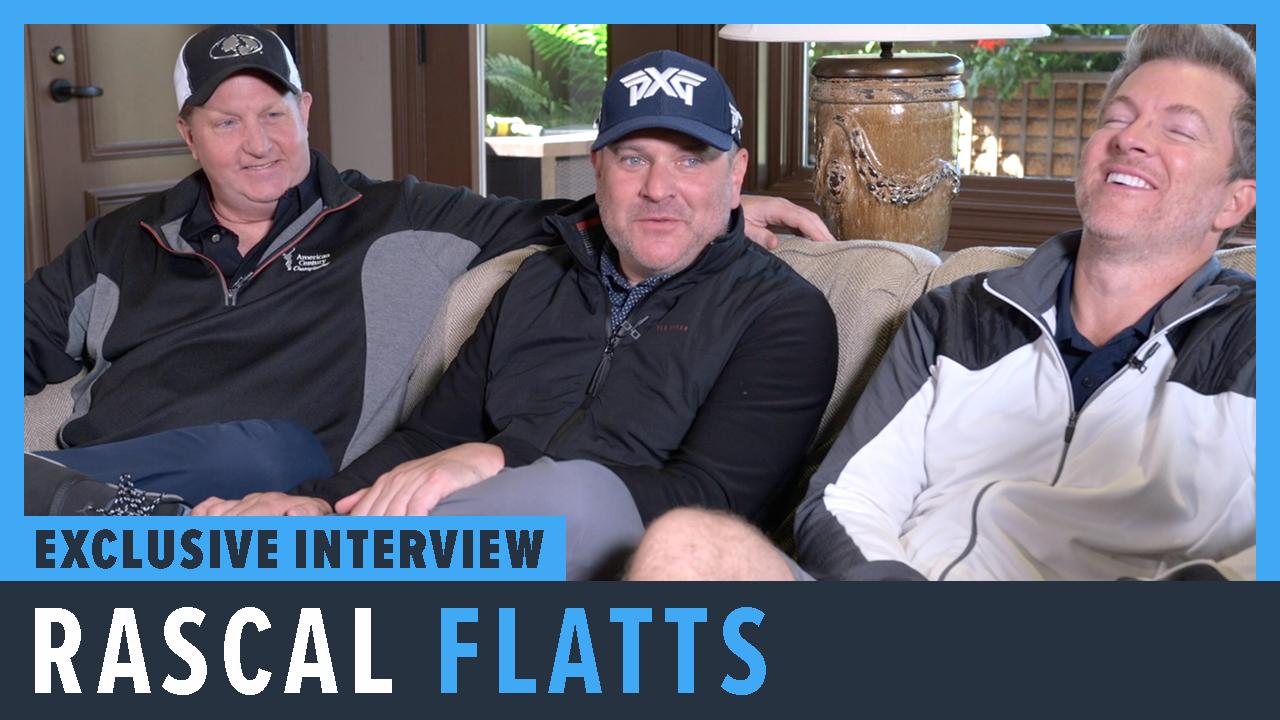Rascal Flatts - PopCulture.com Exclusive Interview screen capture