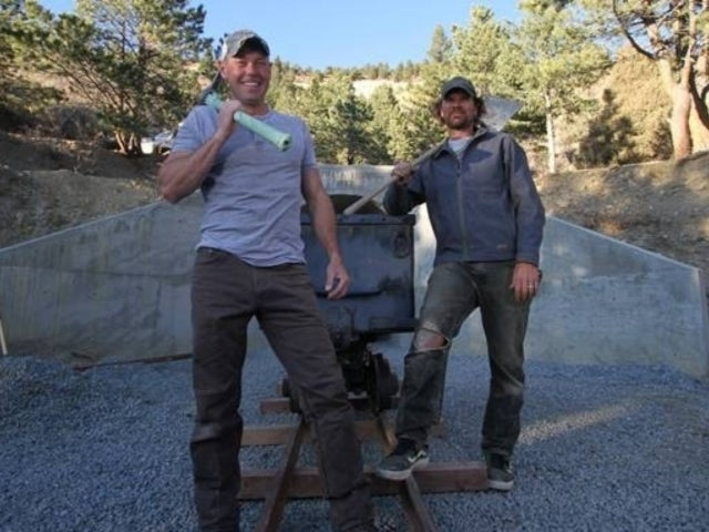 Discovery's 'Reclaimed' Follows Longtime Friends as They Rehab Old Mines and Get off the Grid in 'Freedom'-Filled Premiere (Exclusive)