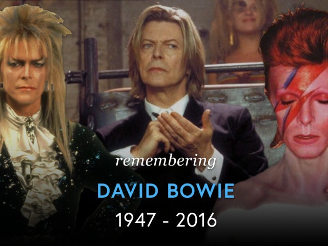 Remembering David Bowie (1947 - 2016)