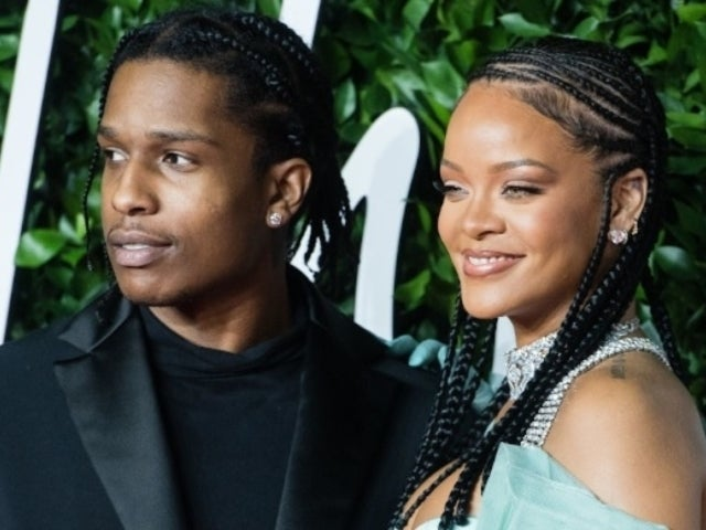 Rihanna Spotted Hanging With ASAP Rocky Following Breakup With Boyfriend Hassan Jameel