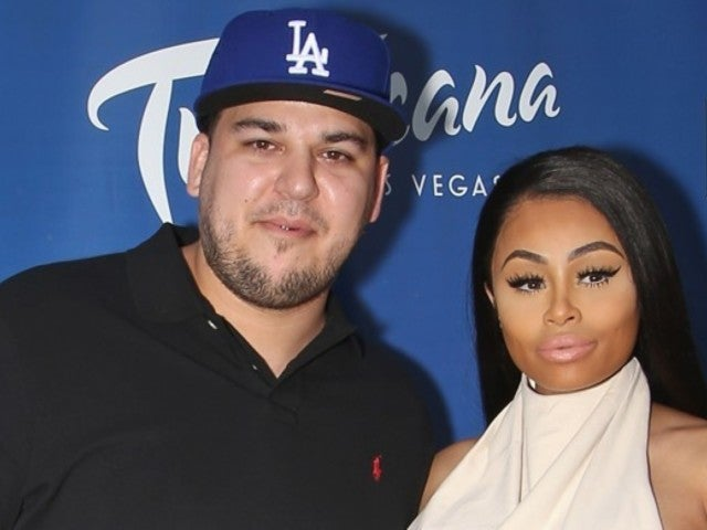 Blac Chyna Claims Daughter Dream Suffered Burns Under the Care of Rob Kardashian's Nanny