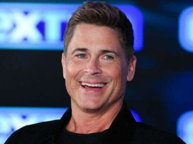 NFC Championship: Rob Lowe Sporting Generic 'NFL' Hat Inspires Memes on Social Media