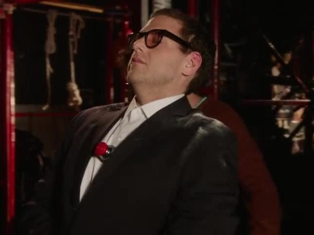 Robot Jonah Hill Is Ready to Host SNL