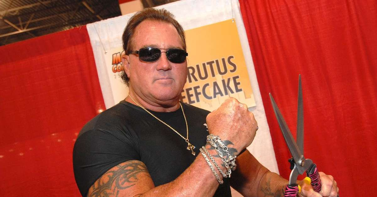 Rocky Johnson mourned WWE alum Brutus Beefcake