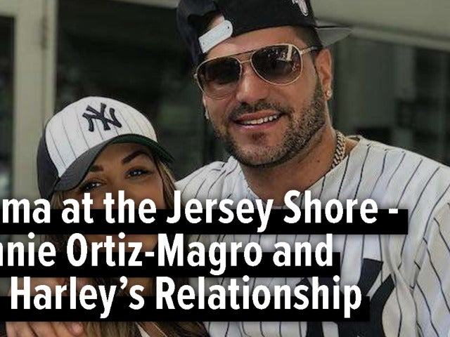 Ronnie Ortiz-Magro and Jen Harley's Relationship Drama
