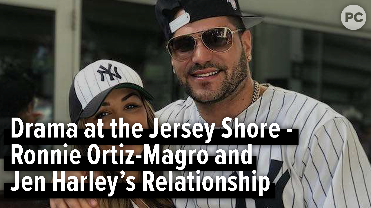 Ronnie Ortiz-Magro and Jen Harley's Relationship Drama screen capture