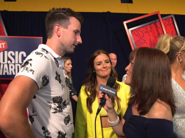 Russell Dickerson - 2019 CMT Awards Red Carpet
