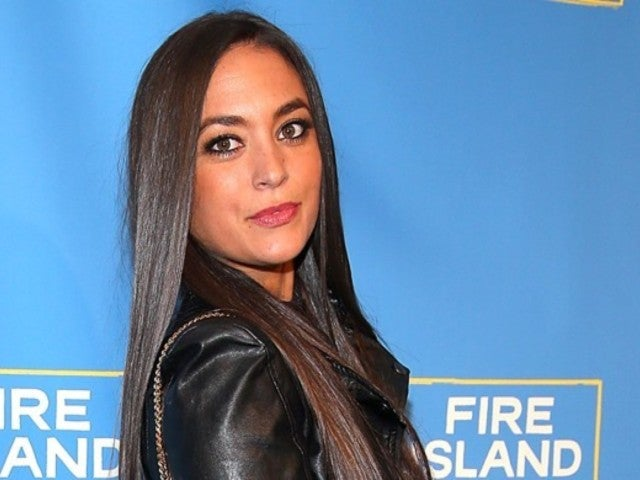 'Jersey Shore' Alum Sammi 'Sweetheart' Giancola Cozies up to Fiance Christian Biscardi in Christmas Photo