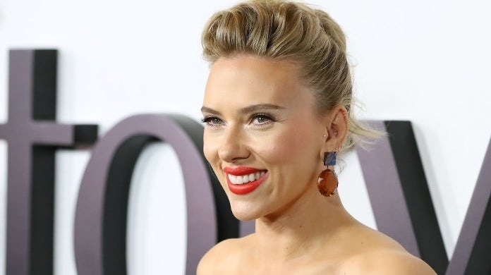scarlett johansson getty images