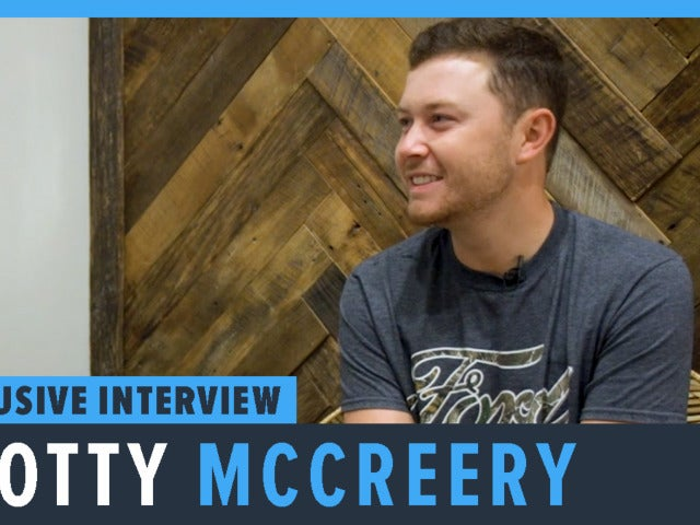 Scotty McCreery Talks No. 1's, New Music and New Tour - Exclusive Interview