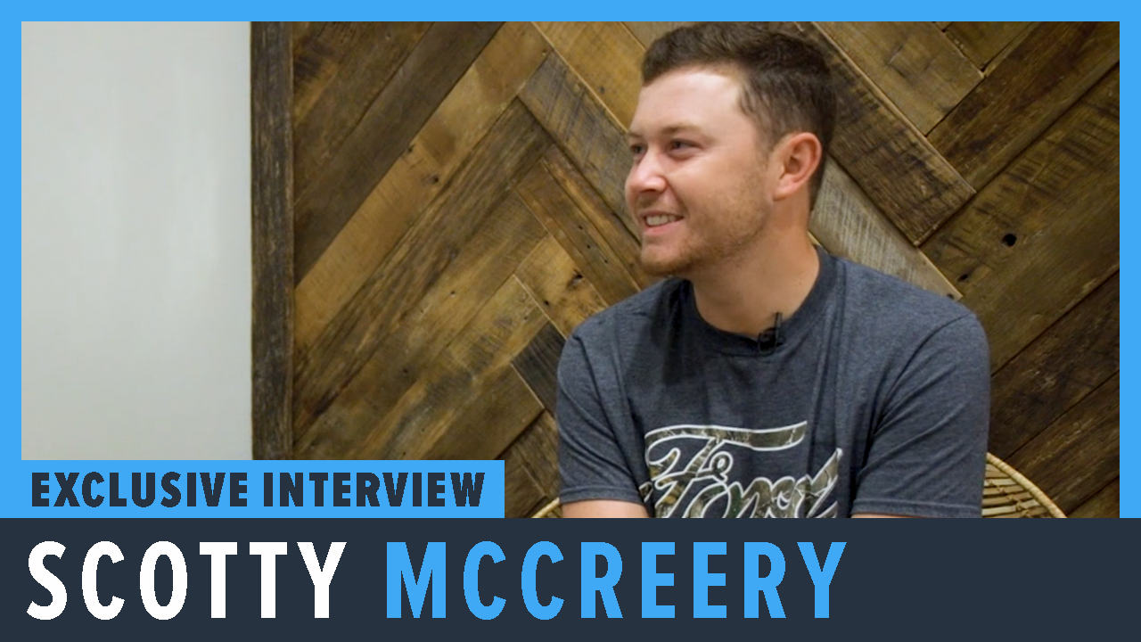 Scotty McCreery Talks No. 1's, New Music and New Tour - Exclusive Interview screen capture