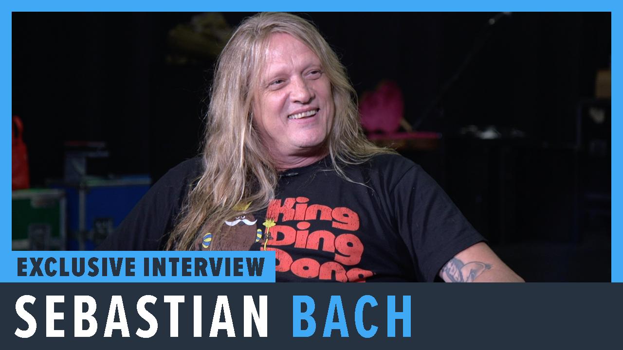Sebastian Bach - PopCulture.com Exclusive Interview screen capture