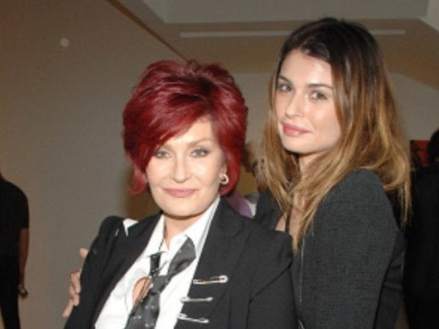 Sharon Osbourne Spotted With Daughter Aimee in Rare Public Sighting
