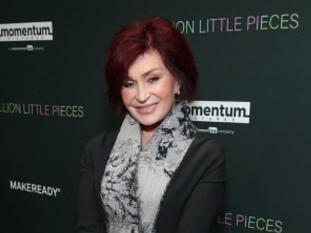 Sharon Osbourne Tries to Downplay Story About Firing Her Assistant After They Rescued Family's Art From Fire