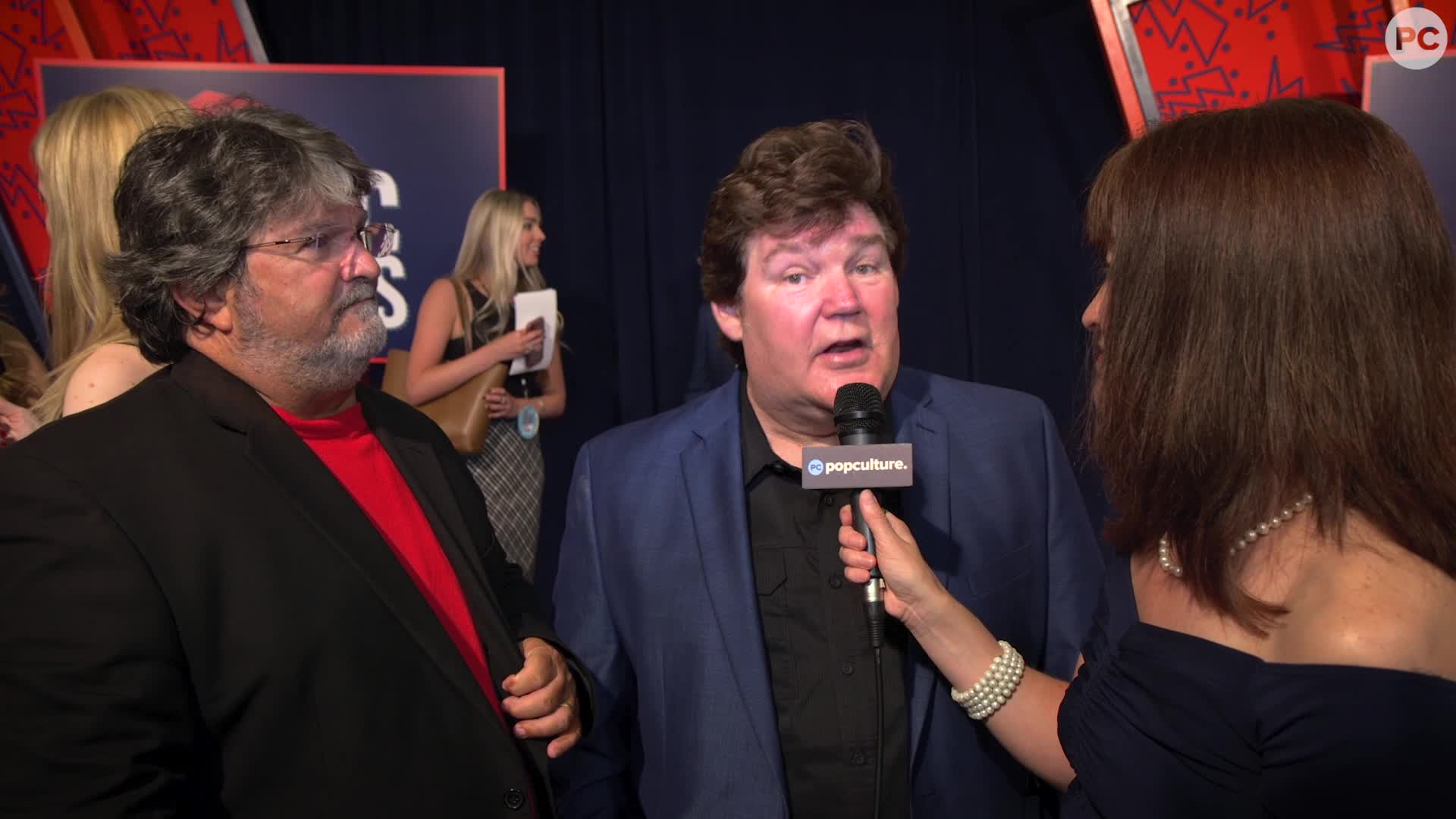 Shenandoah - 2019 CMT Awards Red Carpet Exclusive screen capture