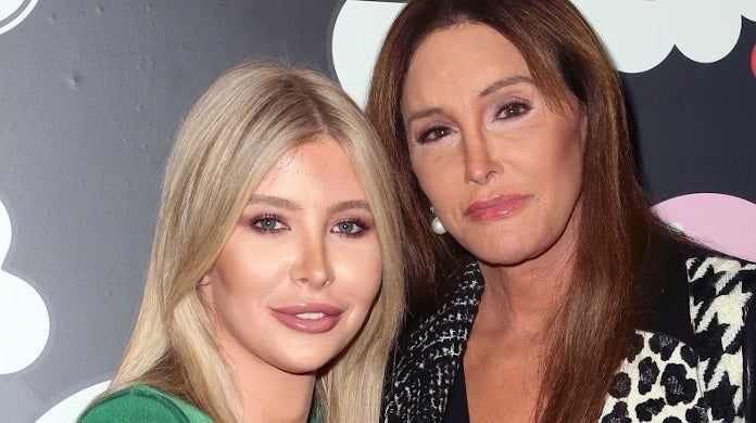 sophia hutchins caitlyn jenner getty images