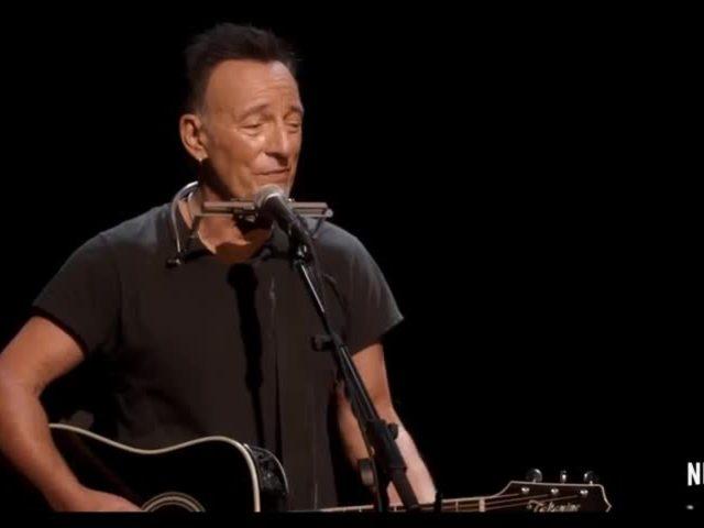 Springsteen on Broadway Official Trailer Netflix