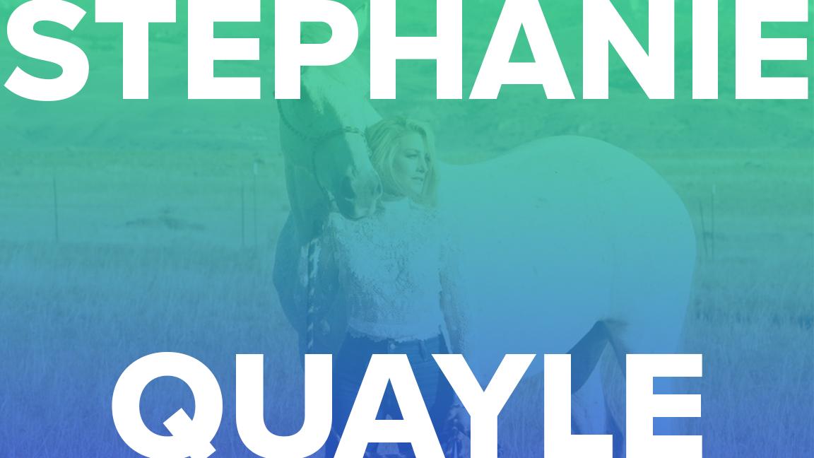 Stephanie Quayle Performs