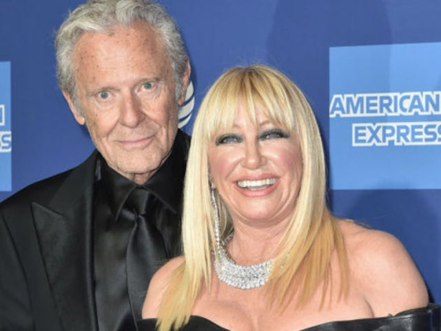 Suzanne Somers Claims She Has Sex 'Twice A Day' With 83-Year-Old Husband Alan Hamel