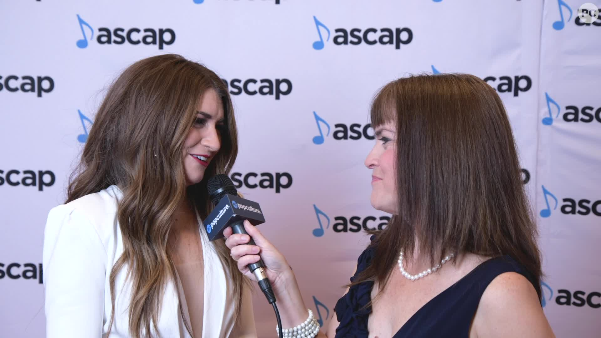 Tenille Townes - 2019 Ascap Awards Ceremony screen capture