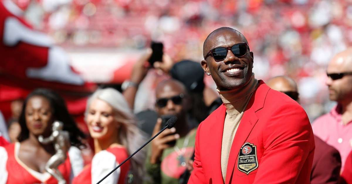 Terrell Owens Cowboys sign Tom Brady