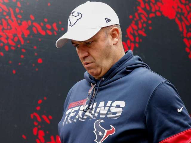 Texans Coach Bill O'Brien Apologizes for Explicit Rant Towards Heckler That Was Caught on Video