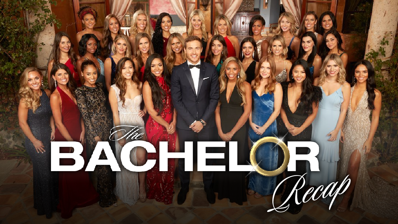 The Bachelor Season 24, Episode 2 Recap screen capture