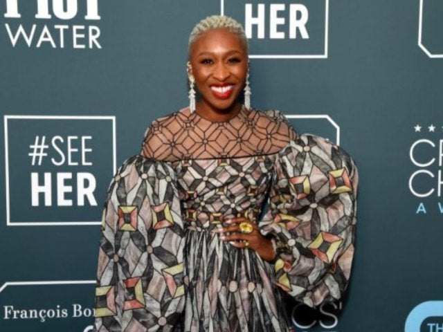 Cynthia Erivo Responds to Stephen King's Controversial Diversity Comments