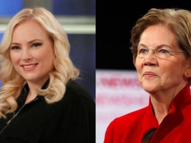 'The View': Meghan McCain and Senator Elizabeth Warren Go Head to Head Over US Airstrikes in Iran