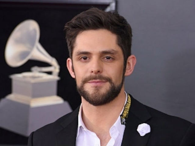 Thomas Rhett Relies on HIs Wife and Daughters to Help Him Decide Which Songs to Record