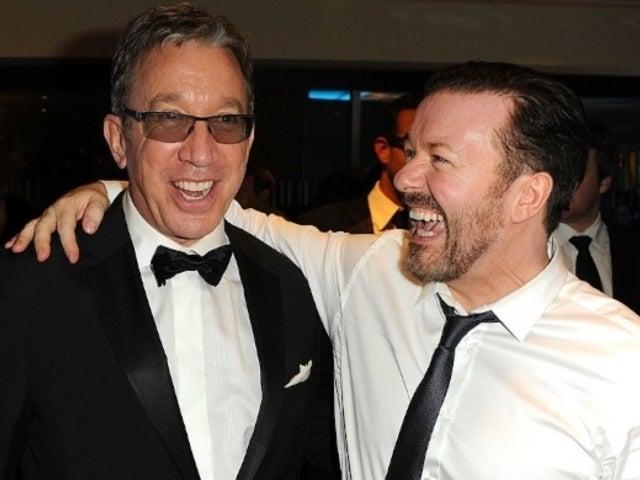 Golden Globes 2020: Ricky Gervais Regrets Mocking 'Last Man Standing' Star Tim Allen at 2011 Awards