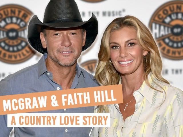 Tim McGraw & Faith Hill - A Country Love Story