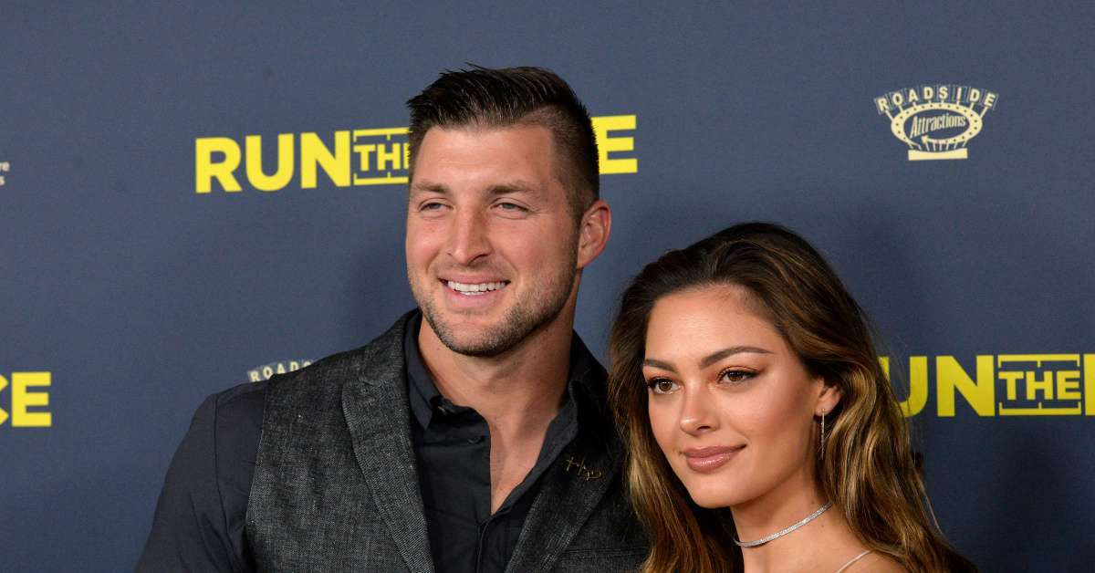 Tim Tebow marries Miss Universe Demi-Leigh Nel-Peters