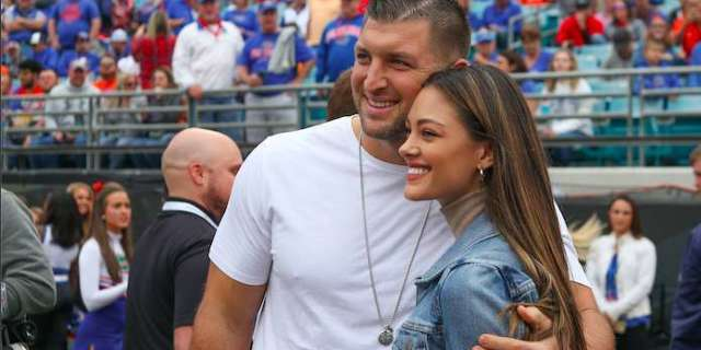 Tim Tebow and Fiancee Demi-Leigh Nel-Peters Head to South Africa, and Fans Are Thinking Marriage